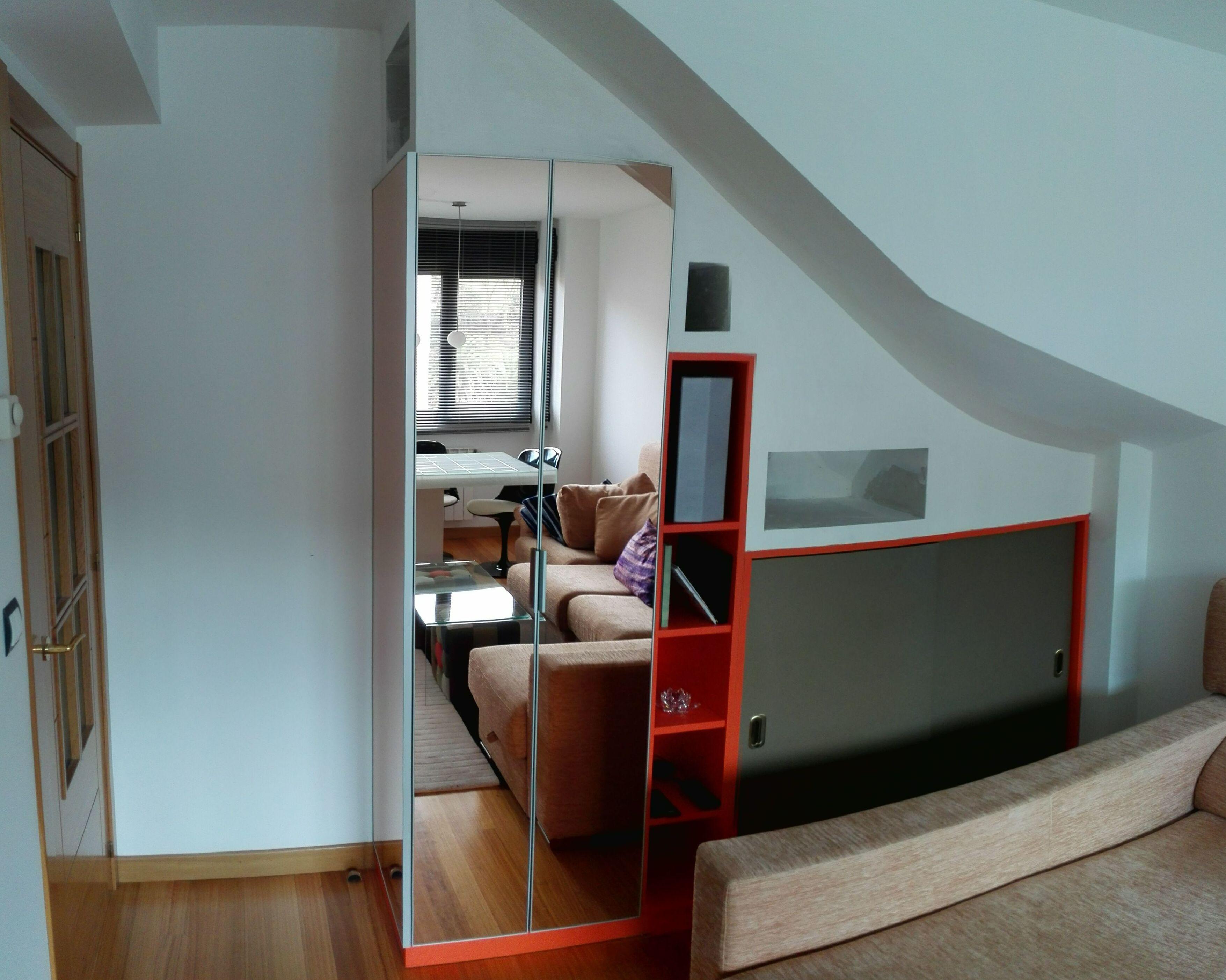 Muebles adaptados