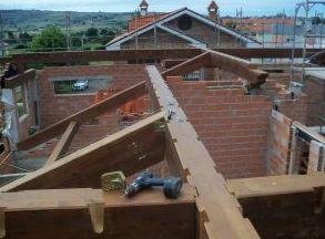 Especialistas en tejados de madera en Cantabria