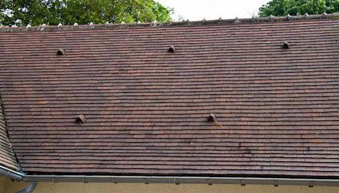 Trabajos en tejados y cubiertas