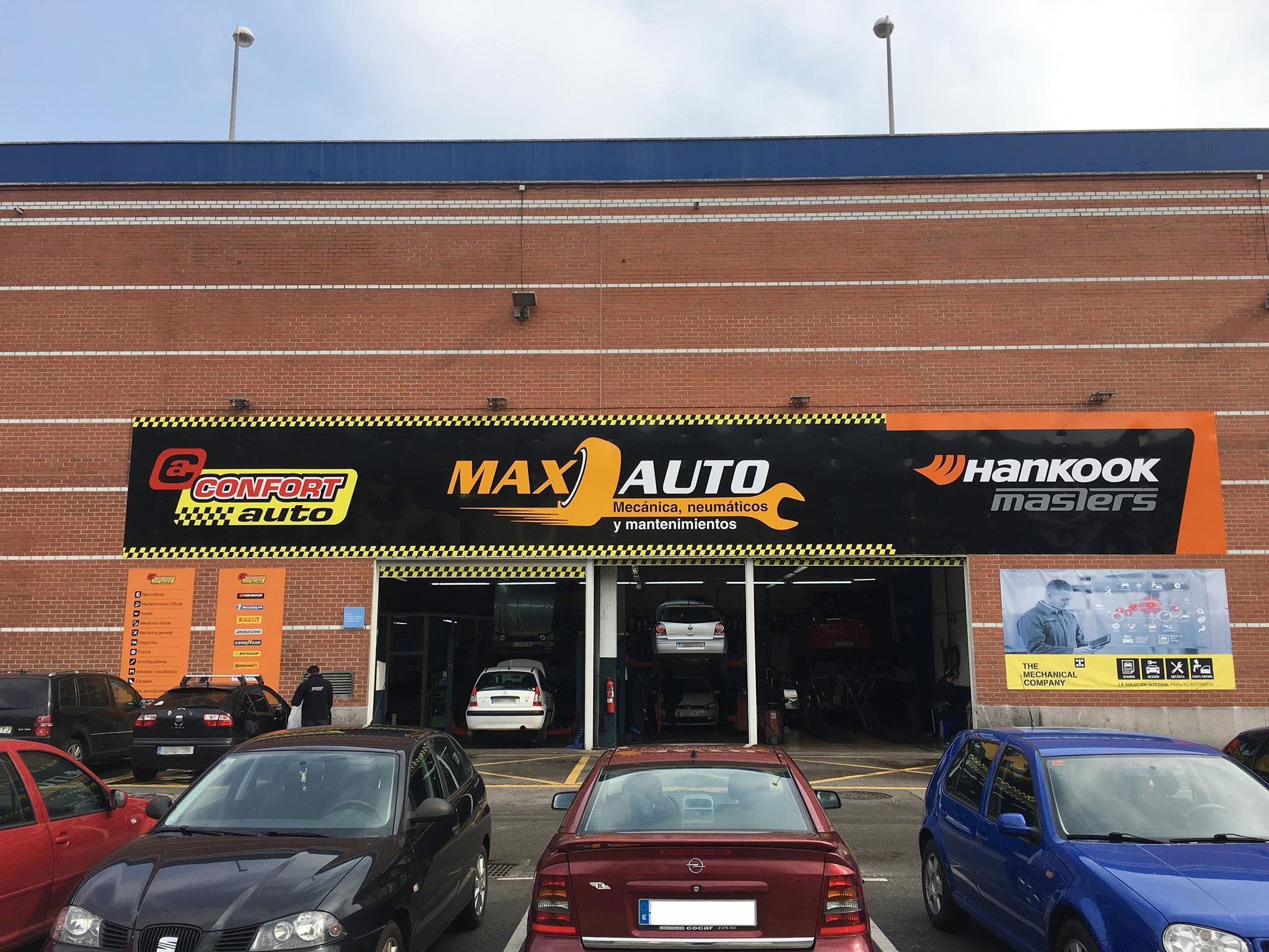 Max Auto, tu taller de confianza en Barakaldo