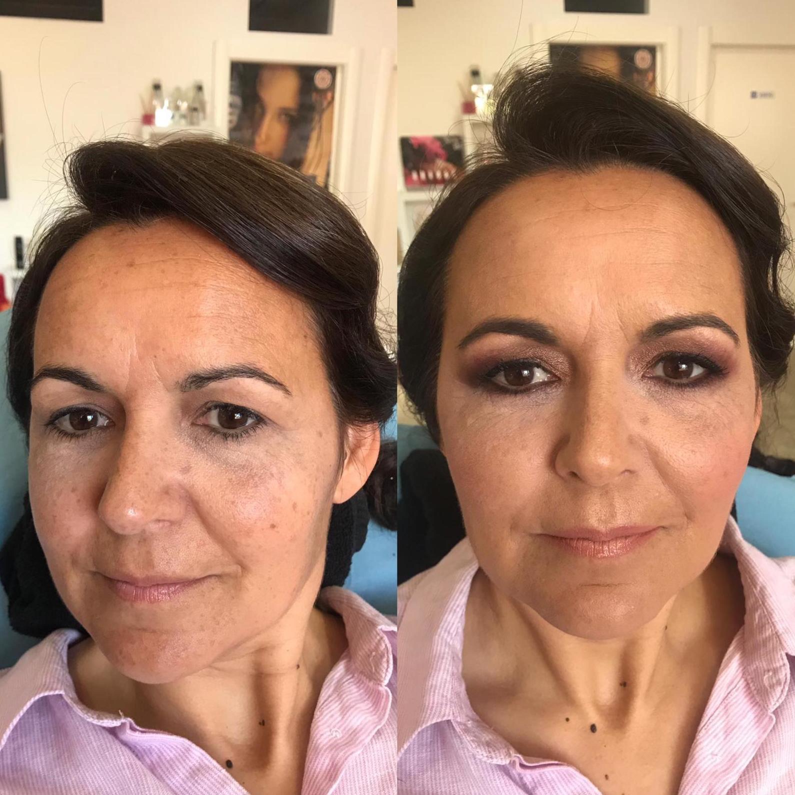 Maquillaje para bodas y eventos