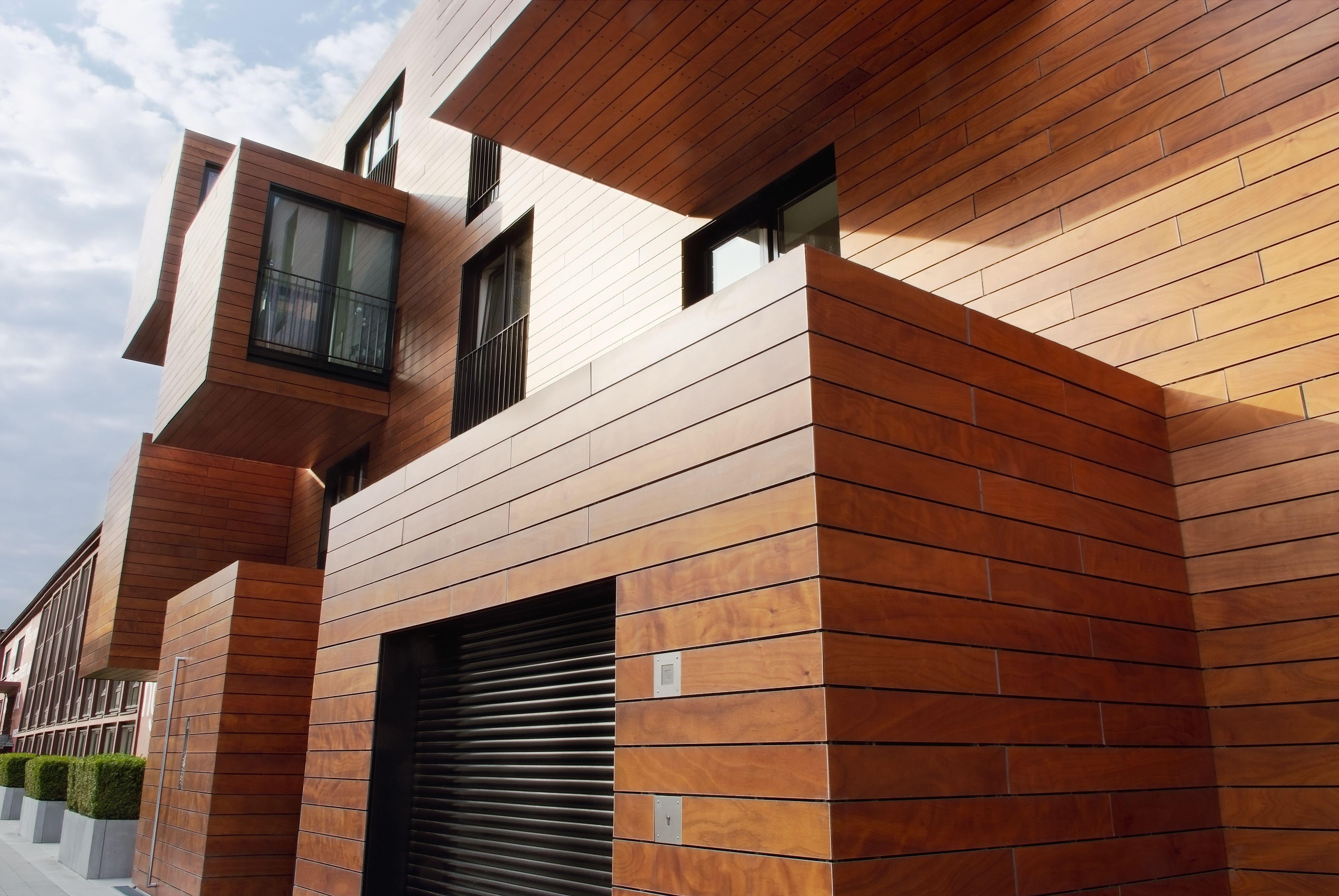 Casas de madera sostenibles en Ezcaray