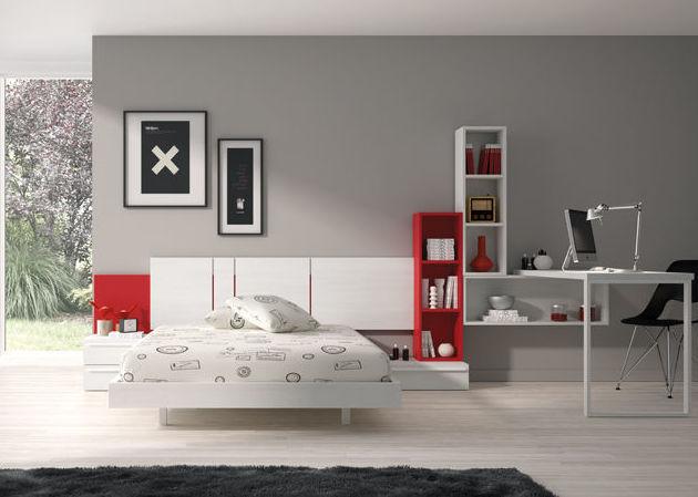 Dormitorio en Getafe