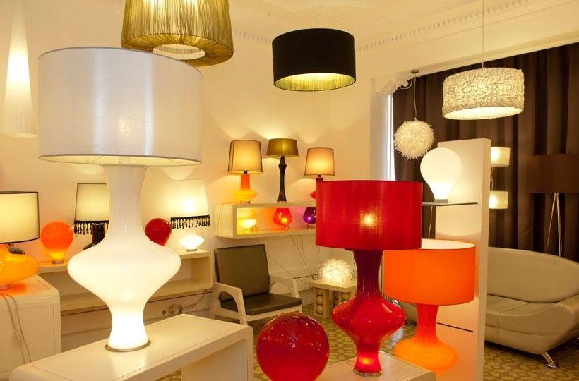 Apliques Home lámparas: Catálogo de muebles y sofás de Goga Muebles & Complementos