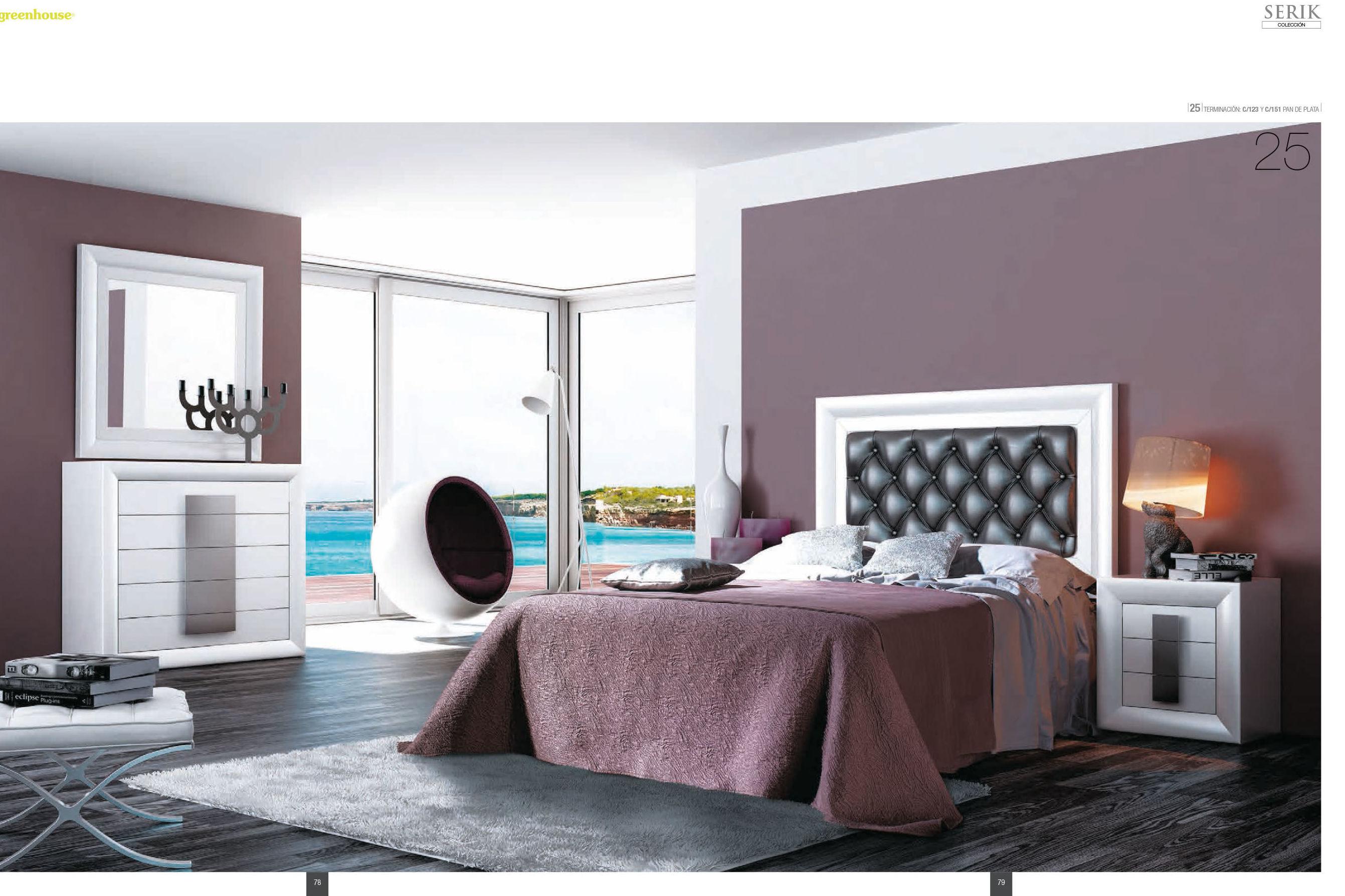 Furniture colecci n serik dormitorios y salones cat logo for Muebles y complementos