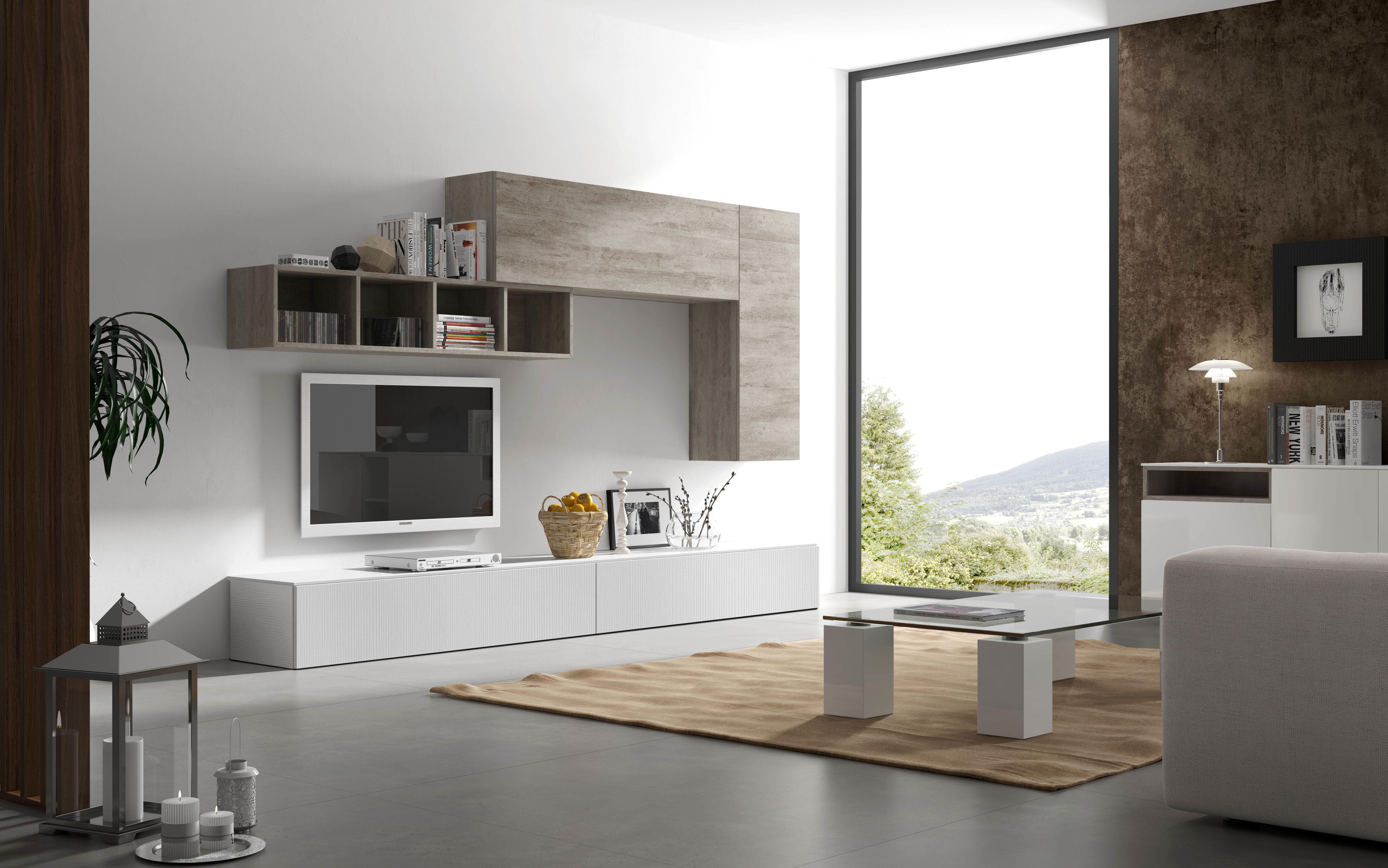 Muebles melibel salones cat logo de muebles y sof s de - Muebles y complementos ...