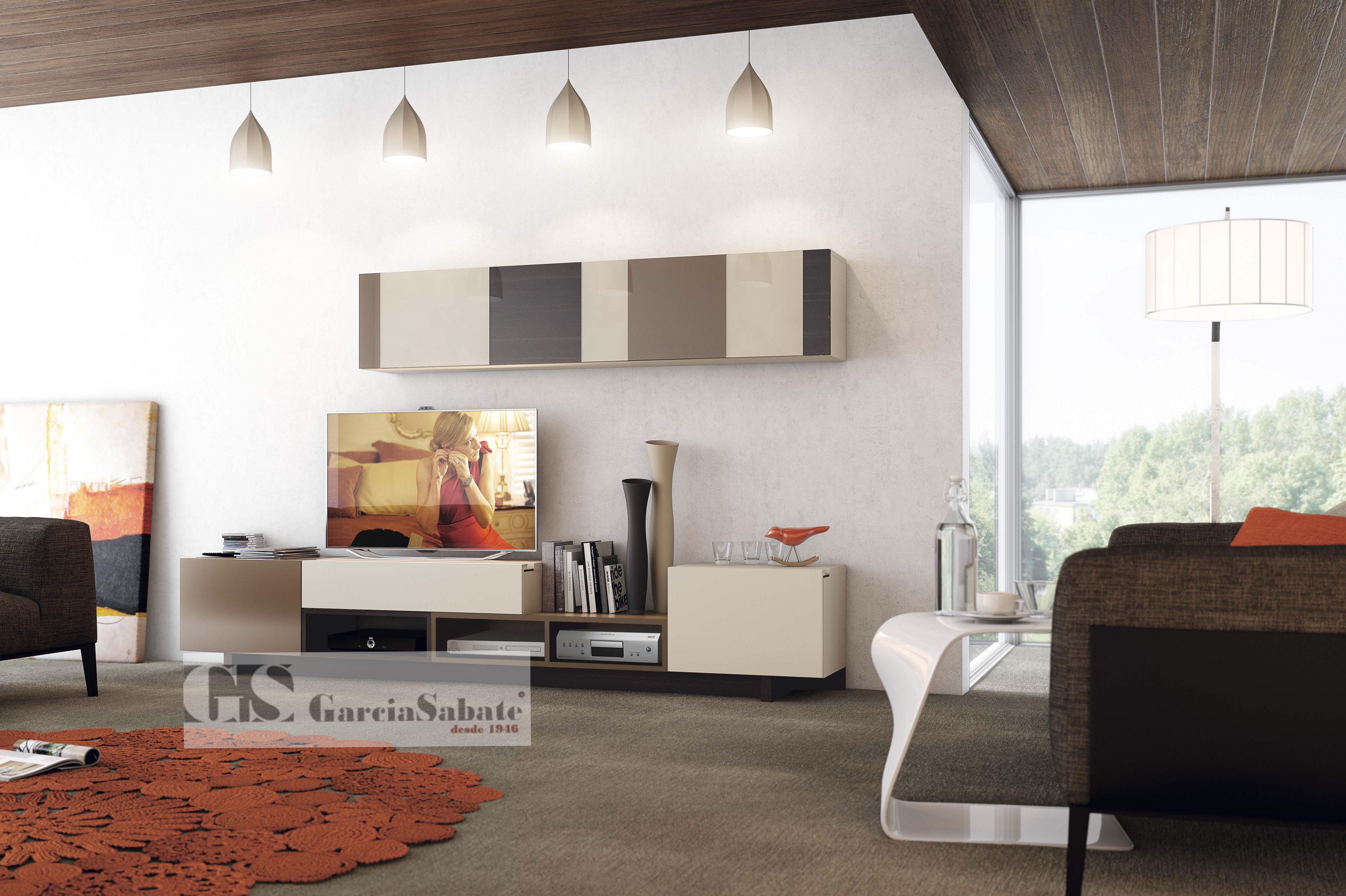 Salones garcia sabate cat logo de muebles y sof s de goga - Muebles y complementos ...