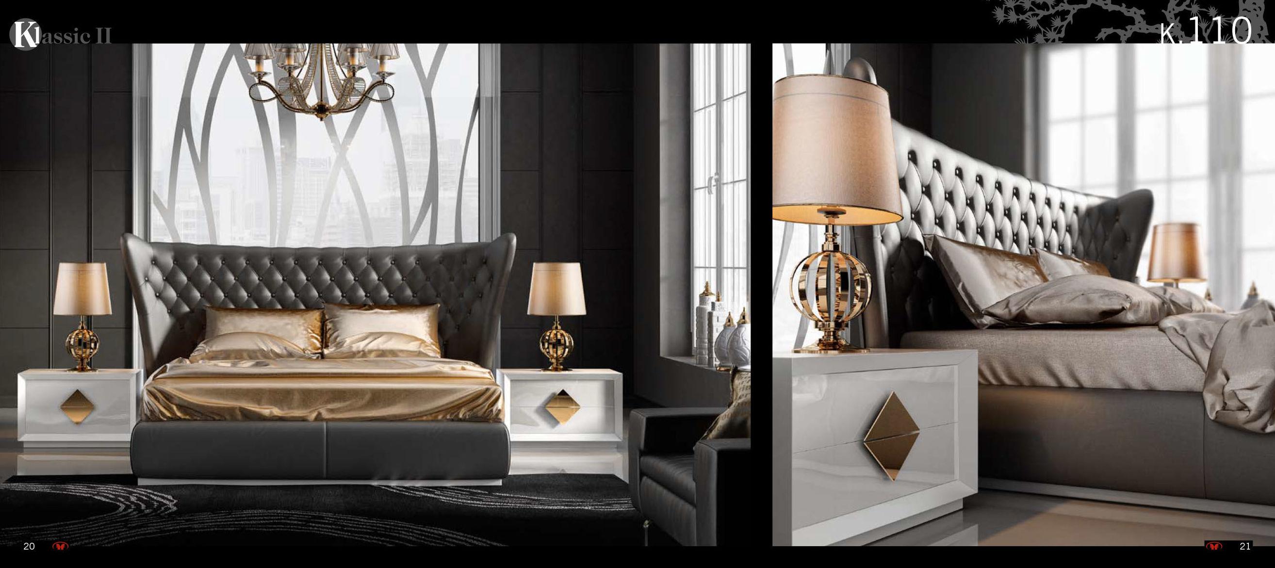 Franco furniture colecci n klassic 2 cat logo de muebles for Muebles y complementos