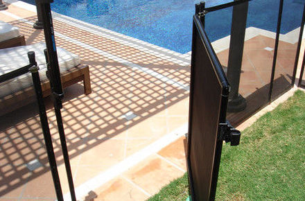 Vallas desmontables para su piscina
