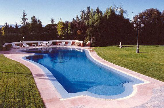 Diseño de piscinas en Madrid