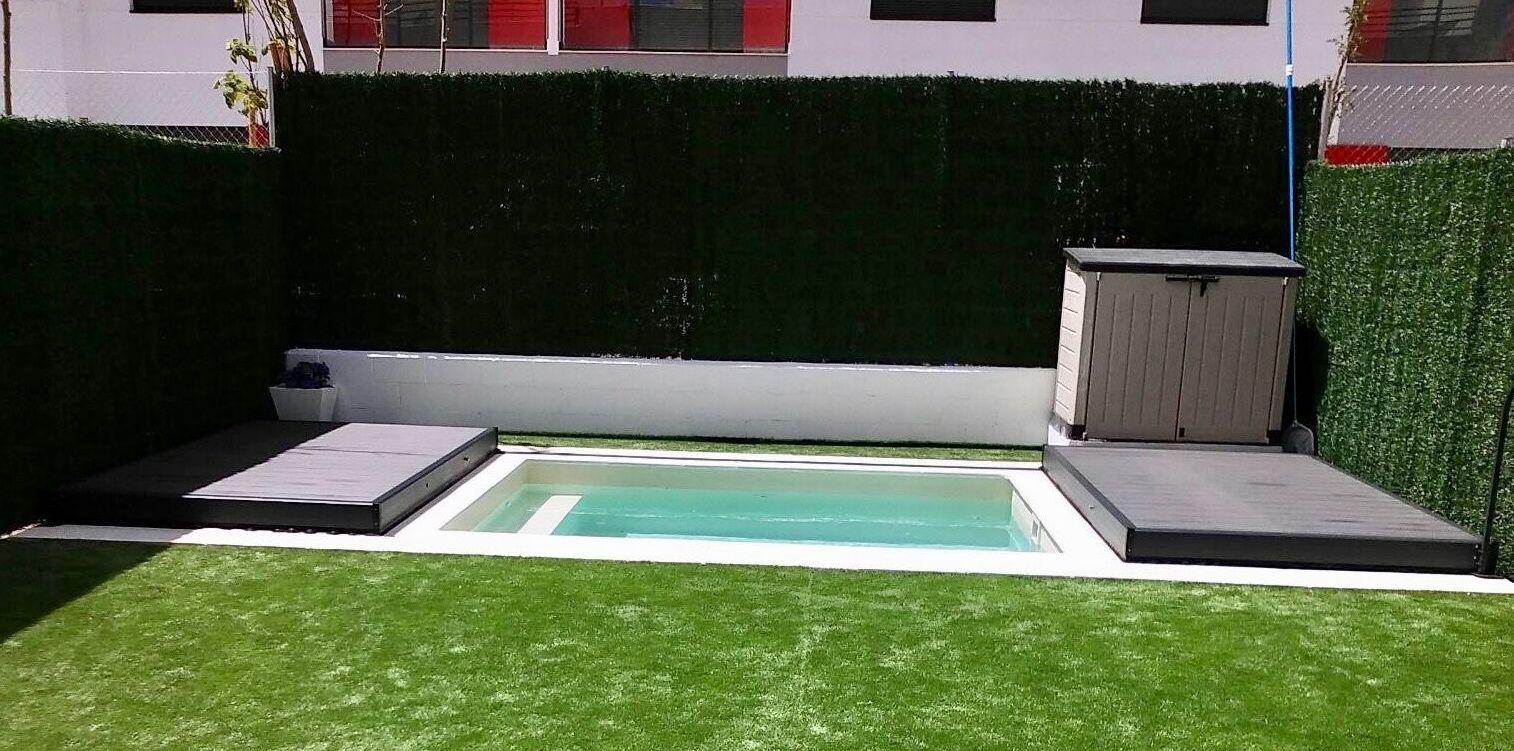 Foto 8 de Instalación de piscinas  en España | Piscinas Castilla - Construcción y Rehabilitación