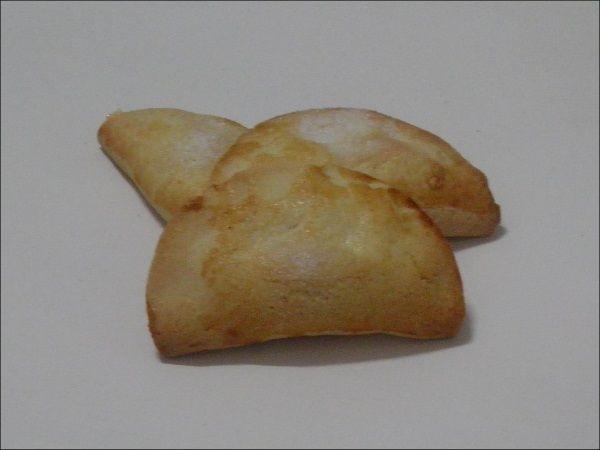 Empanadillas de cabello de ángel o de almendra: Productos de Dulces San Antonio C.B