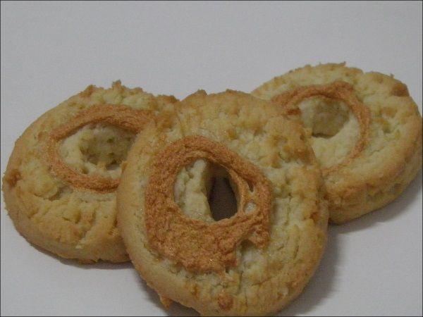 Roscos de almendra: Productos de Dulces San Antonio C.B