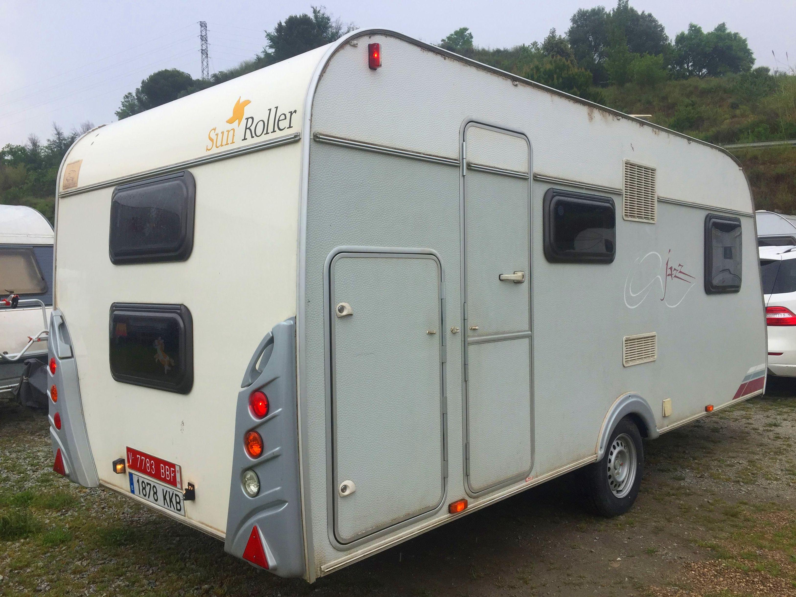 vendida vendida: Caravanas de ocasión de Caravanas Granollers
