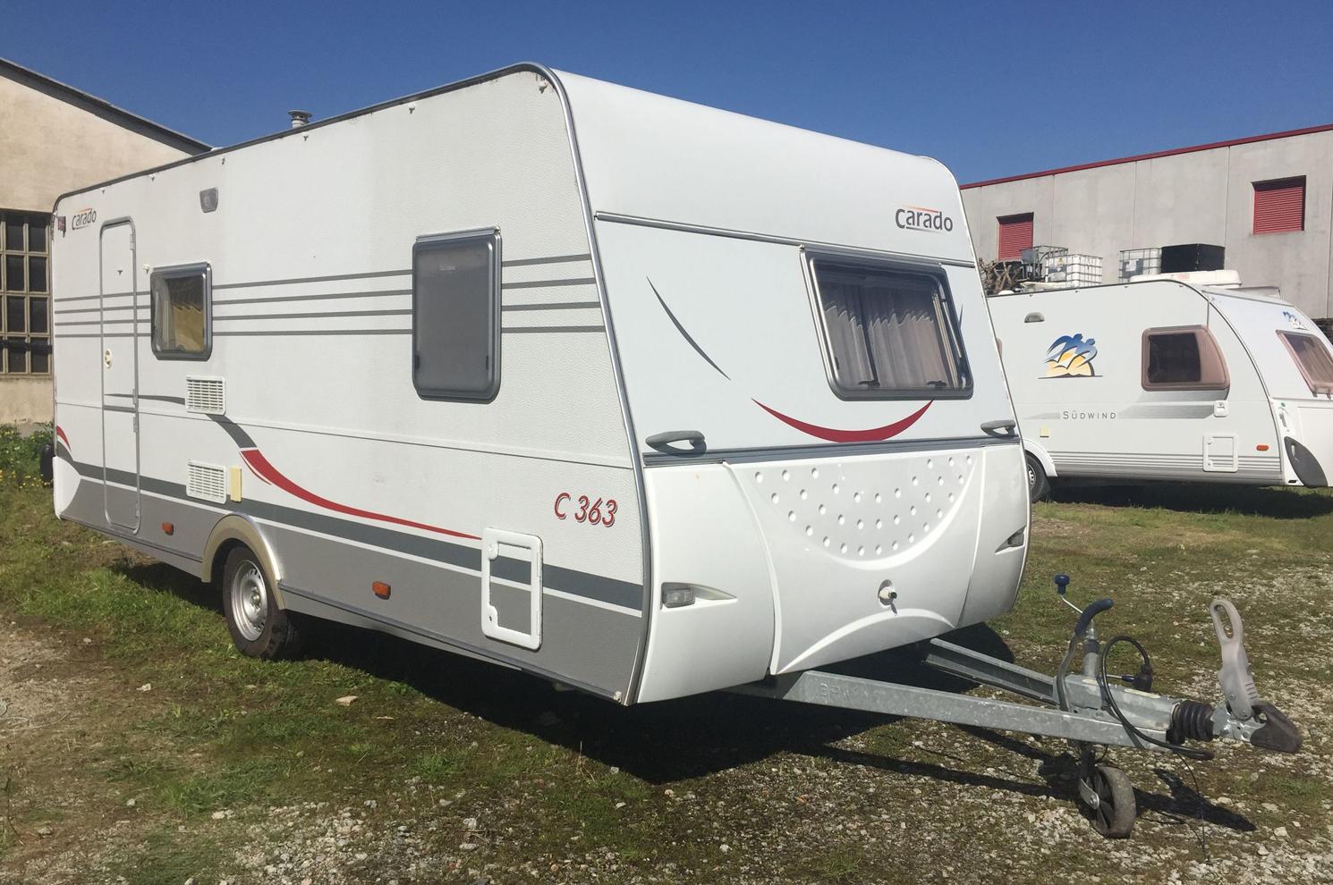 Caravana Carado C363 en Granollers