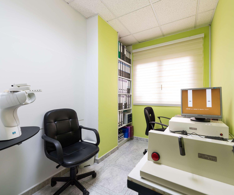 Clínica especializada en reconocimientos médicos en Vecindario