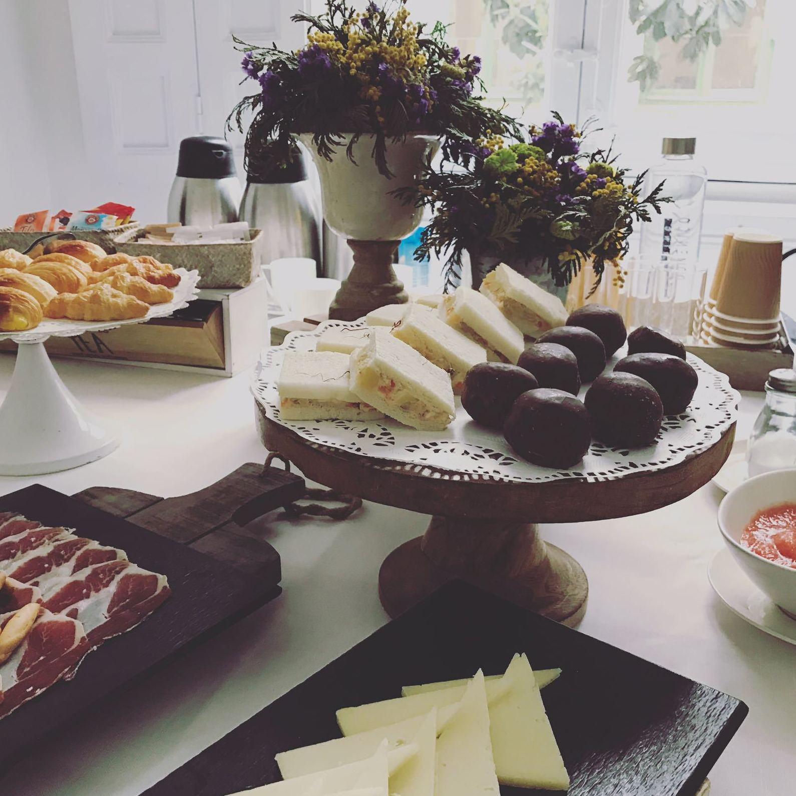 El coffee break Estándar : Menús de Catering Doménico
