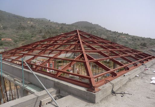 Foto 14 de Carpintería de aluminio, metálica y PVC en  | Taller Agrícola Yepabely