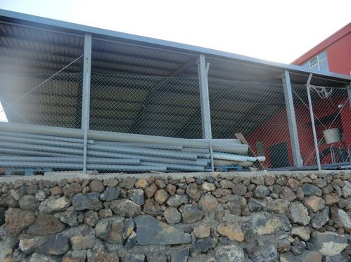Foto 16 de Carpintería de aluminio, metálica y PVC en  | Taller Agrícola Yepabely