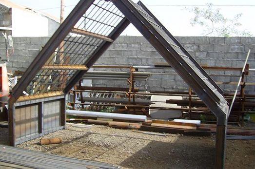 Foto 18 de Carpintería de aluminio, metálica y PVC en  | Taller Agrícola Yepabely