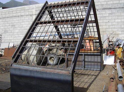Foto 21 de Carpintería de aluminio, metálica y PVC en  | Taller Agrícola Yepabely