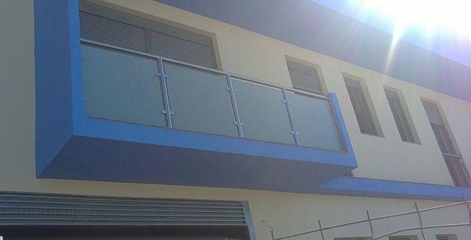 Foto 6 de Carpintería de aluminio, metálica y PVC en  | Taller Agrícola Yepabely