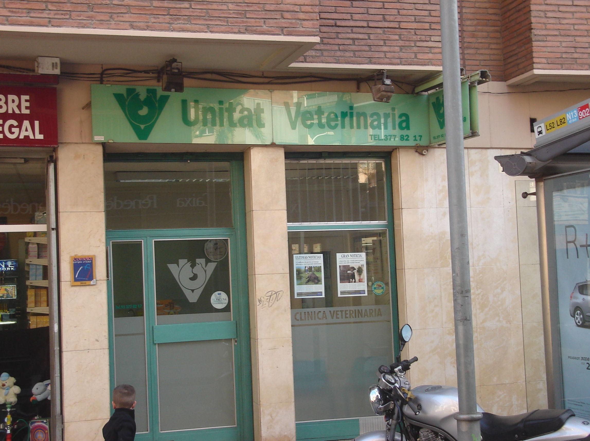 Clínica veterinaria en Barcelona