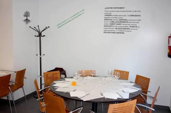 Restaurante para comidas de negocios en Valladolid