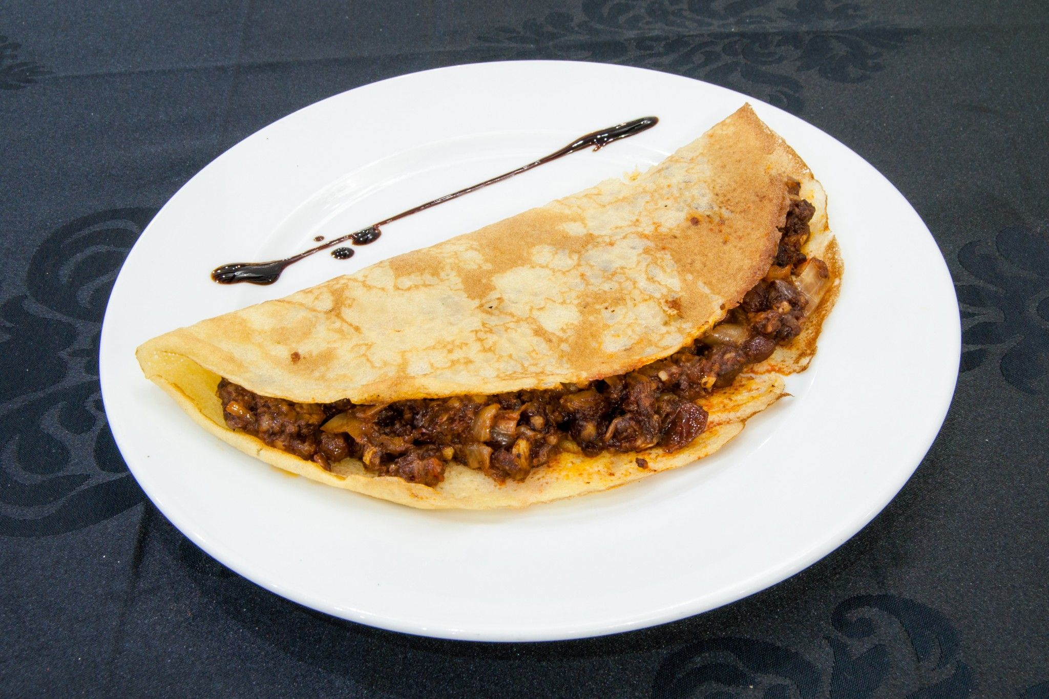 Creps rellenos