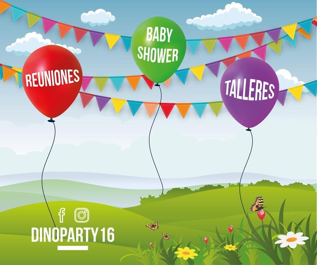 Conoce Dino Party