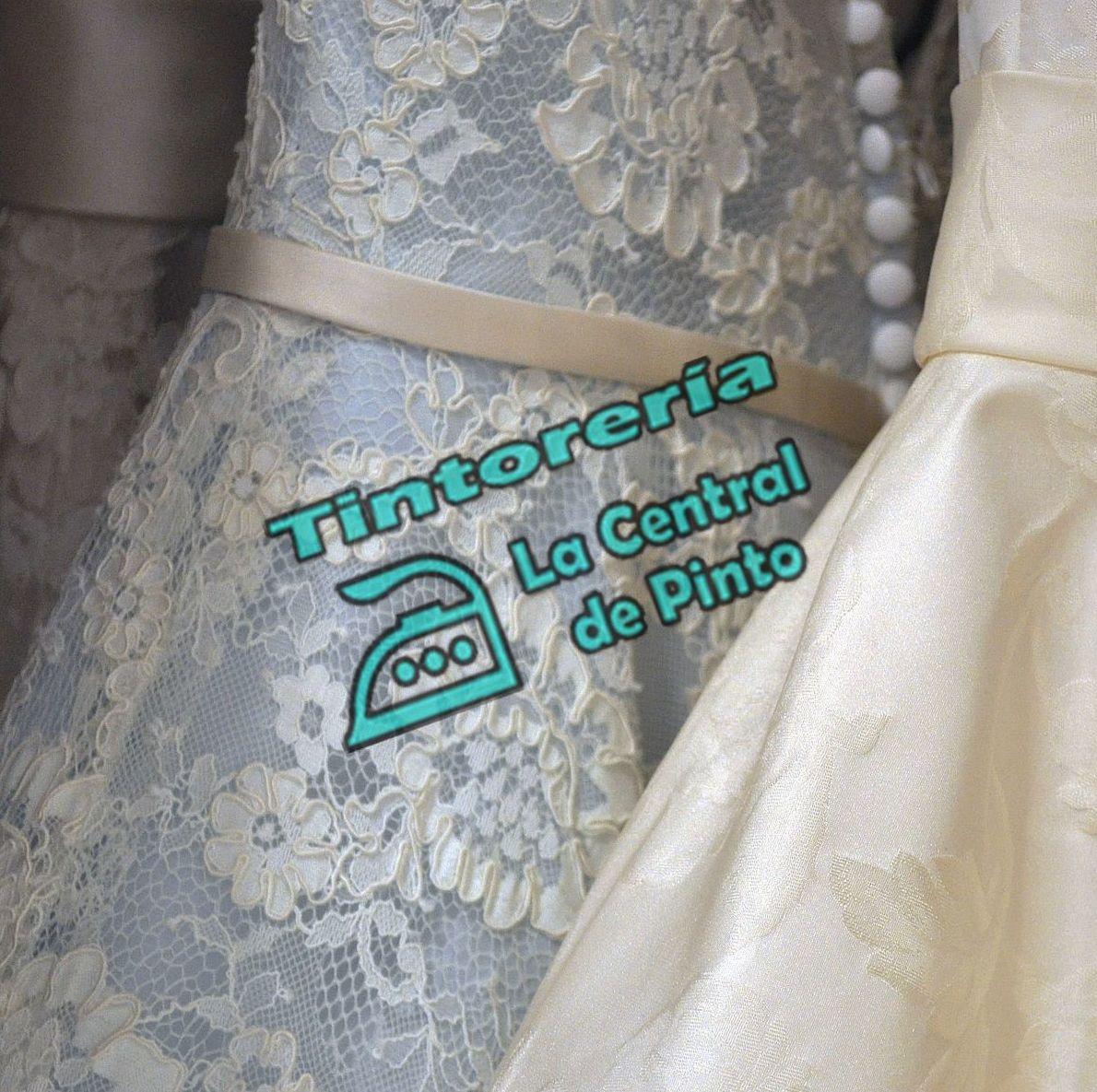 limpieza de vestidos de novia getafe, valdemoro, aranjuez
