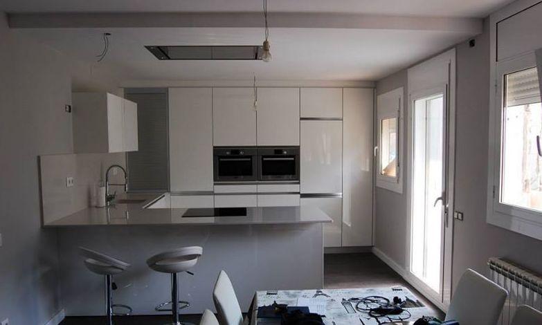 Diseño de cocinas Lleida