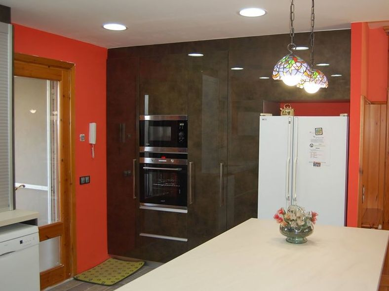 Mobiliario de cocina Lleida