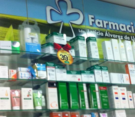 Fórmulas magistrales : Productos y Servicios de Farmacia Álvarez de Llano