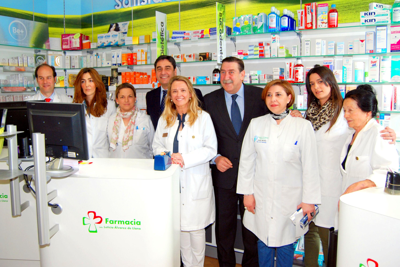 Farmacia Álvarez de LLano en Talavera de la reina