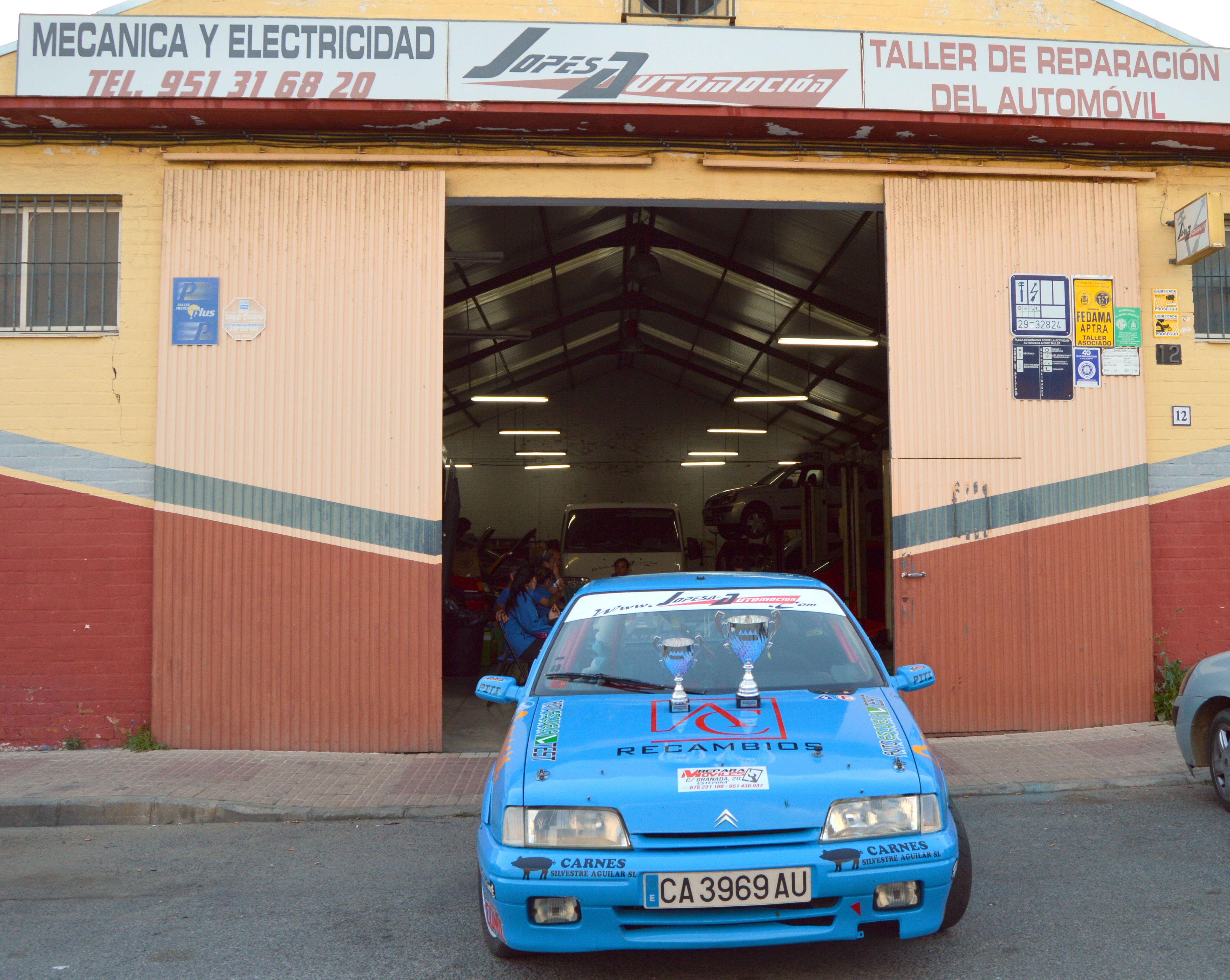 Foto 1 de Talleres de automóviles en  | Jopesa Automoción