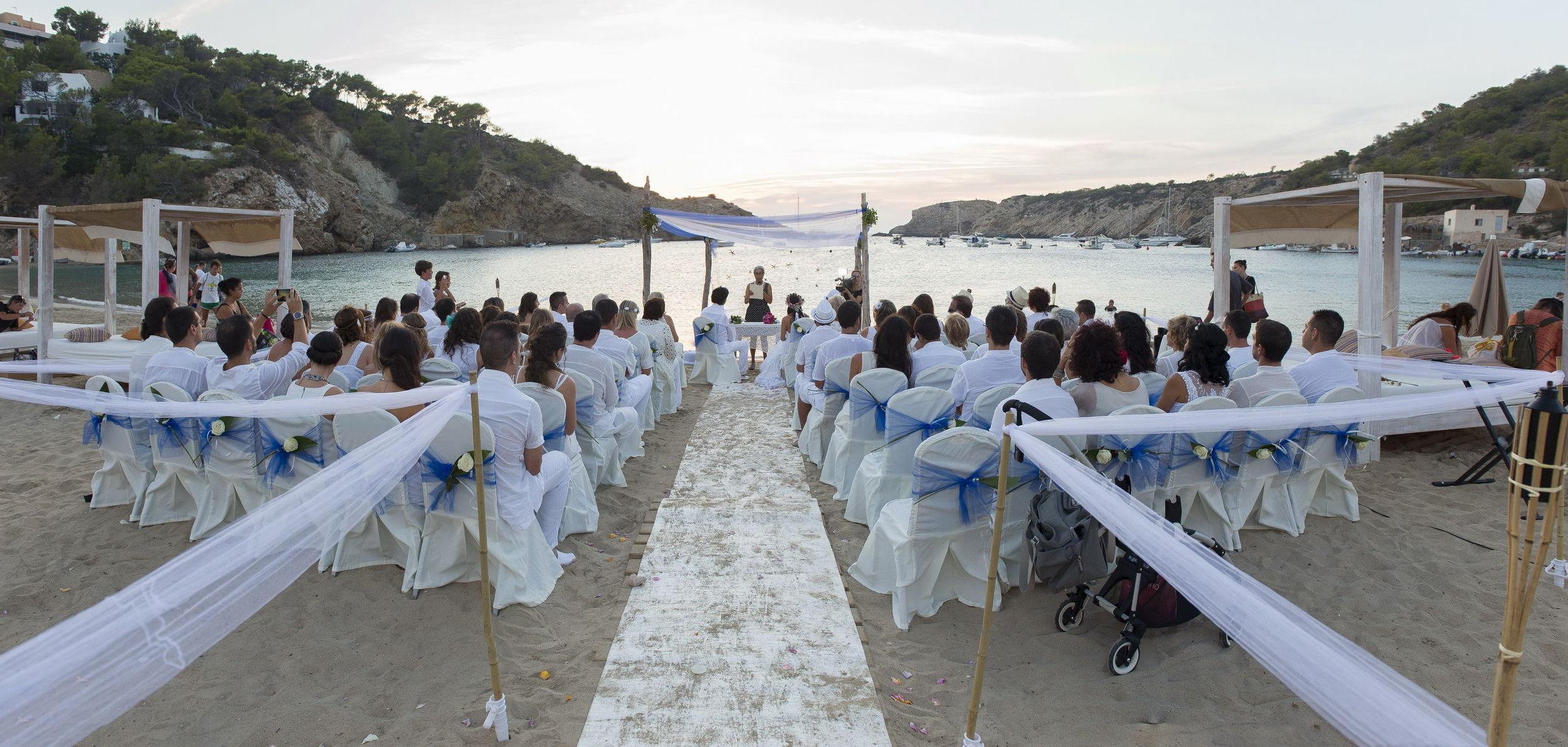 Gestión integral de bodas