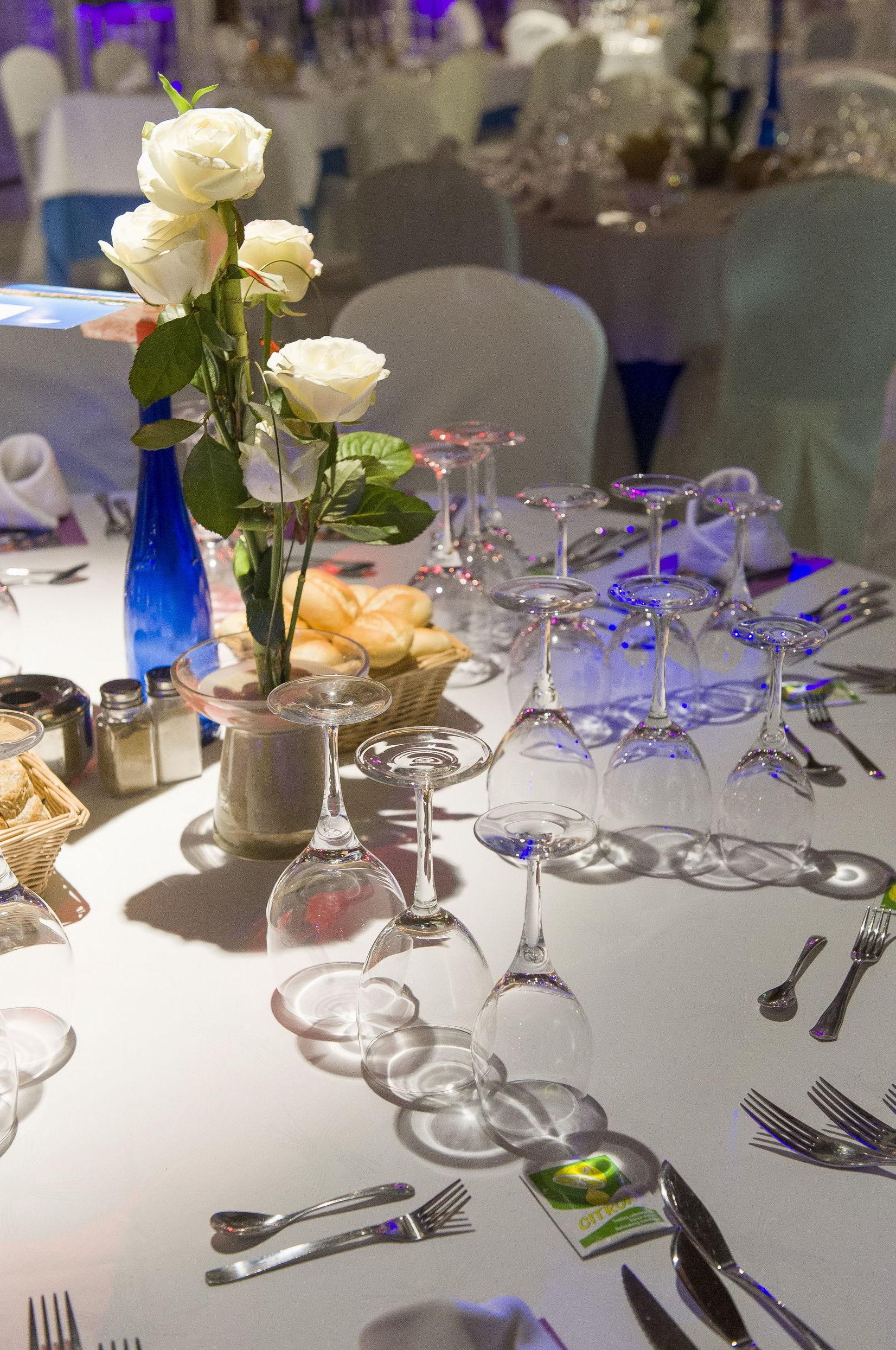 Mesa de nuestro restaurante