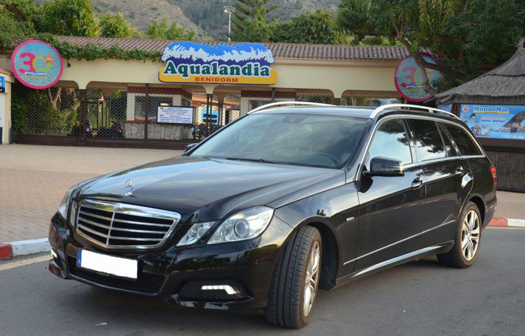 Traslados a aeropuerto: Servicios de Autocares Alicante