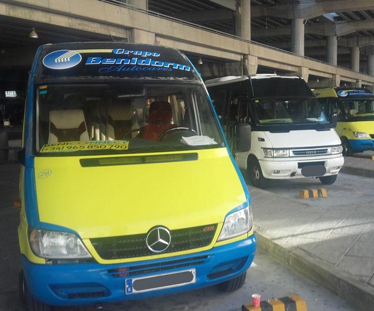 Empresa de autobuses en Alicante