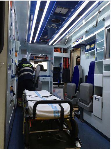 Foto 12 de Ambulancias en  | Ambulancias Enrique