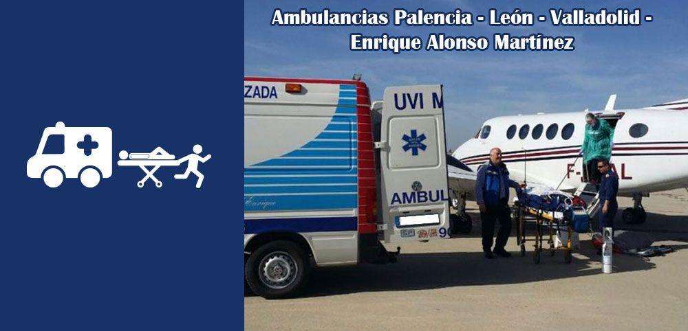 Traslados médicos en Palencia, Valladolid y León