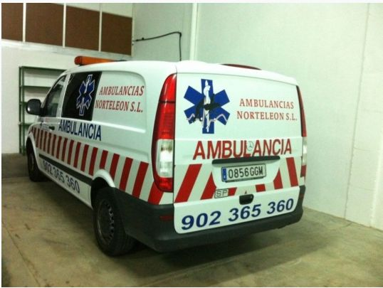 Foto 17 de Ambulancias en  | Ambulancias Enrique