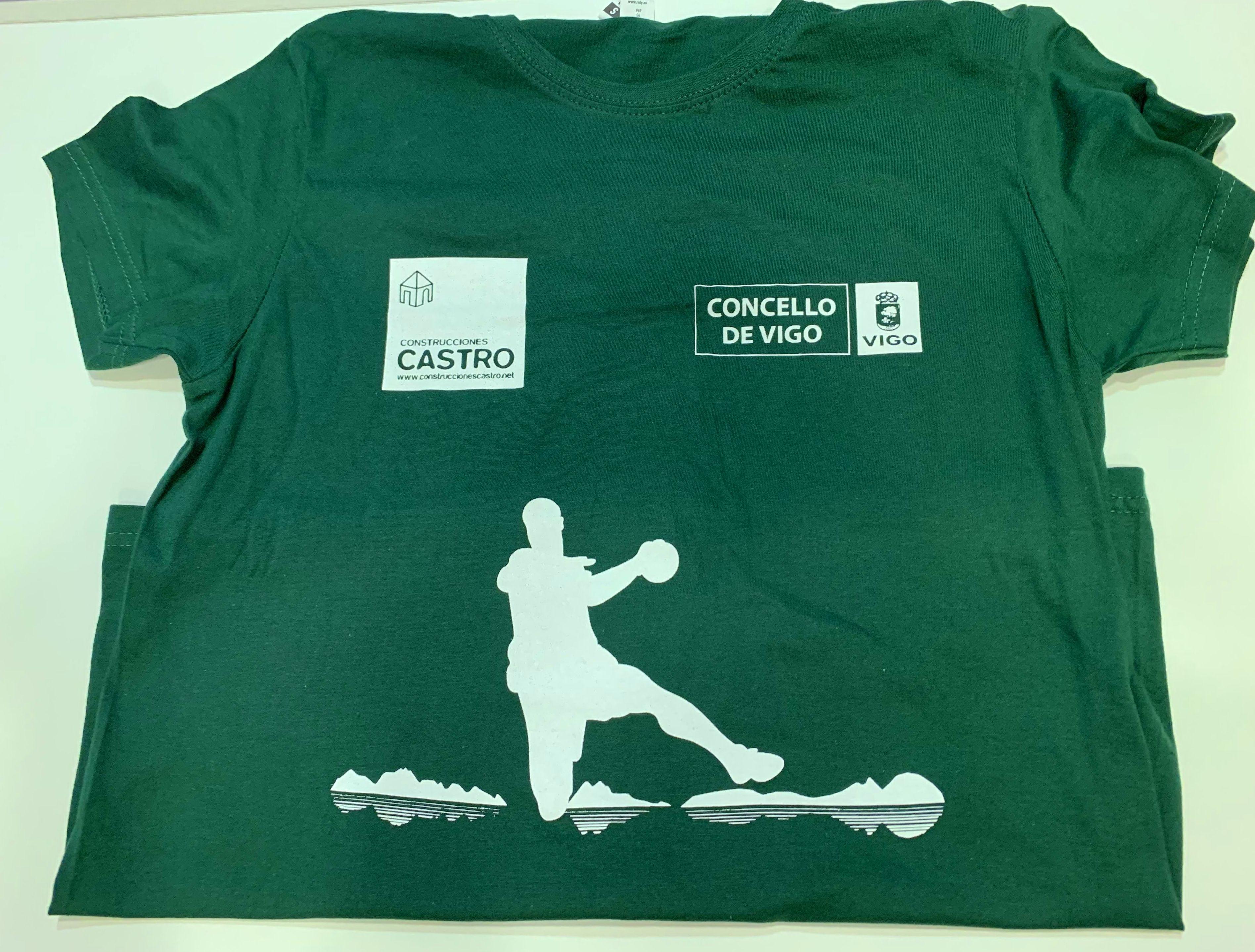 Camiseta estampada en serigrafía