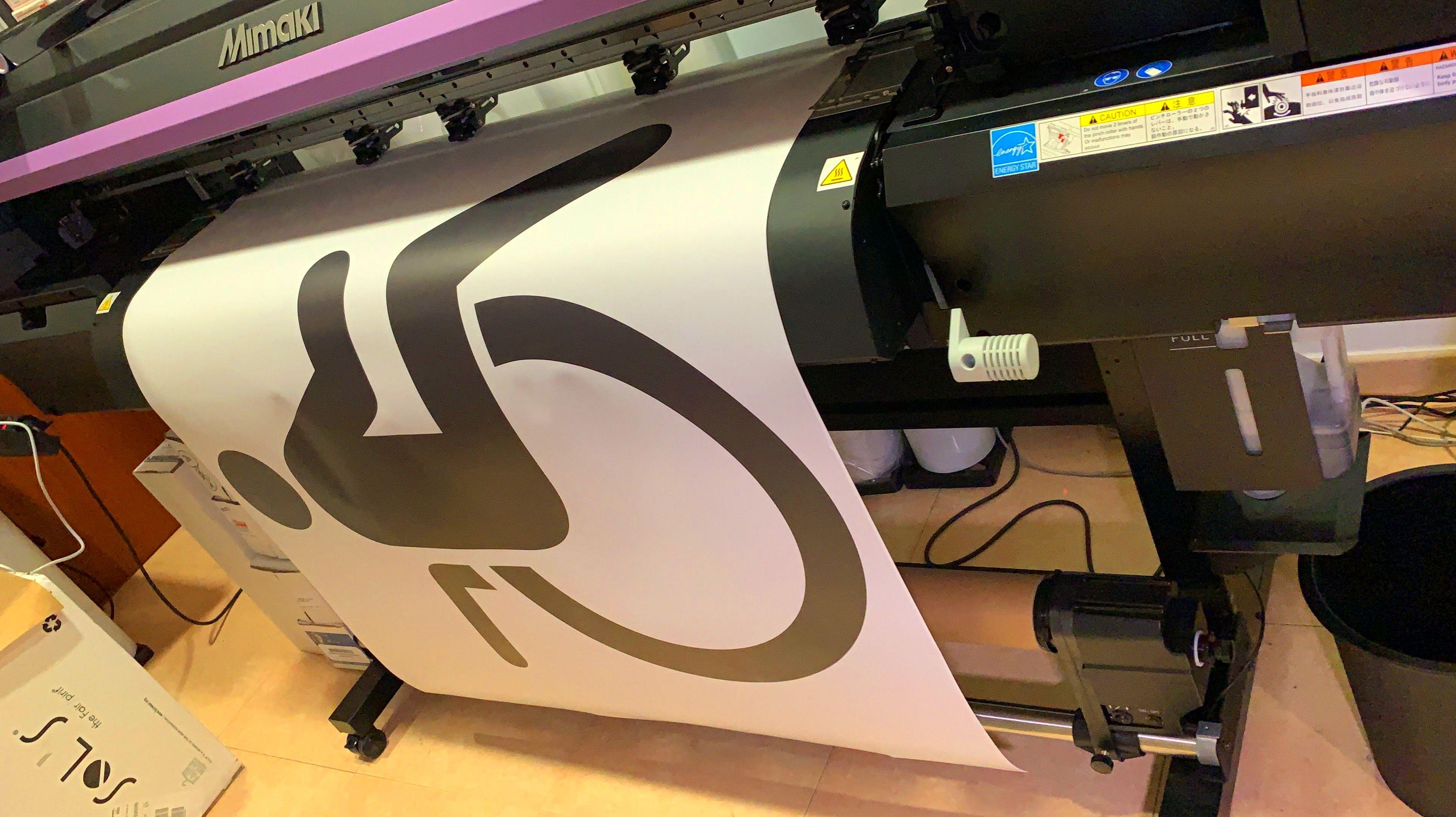 Papel estucado impreso