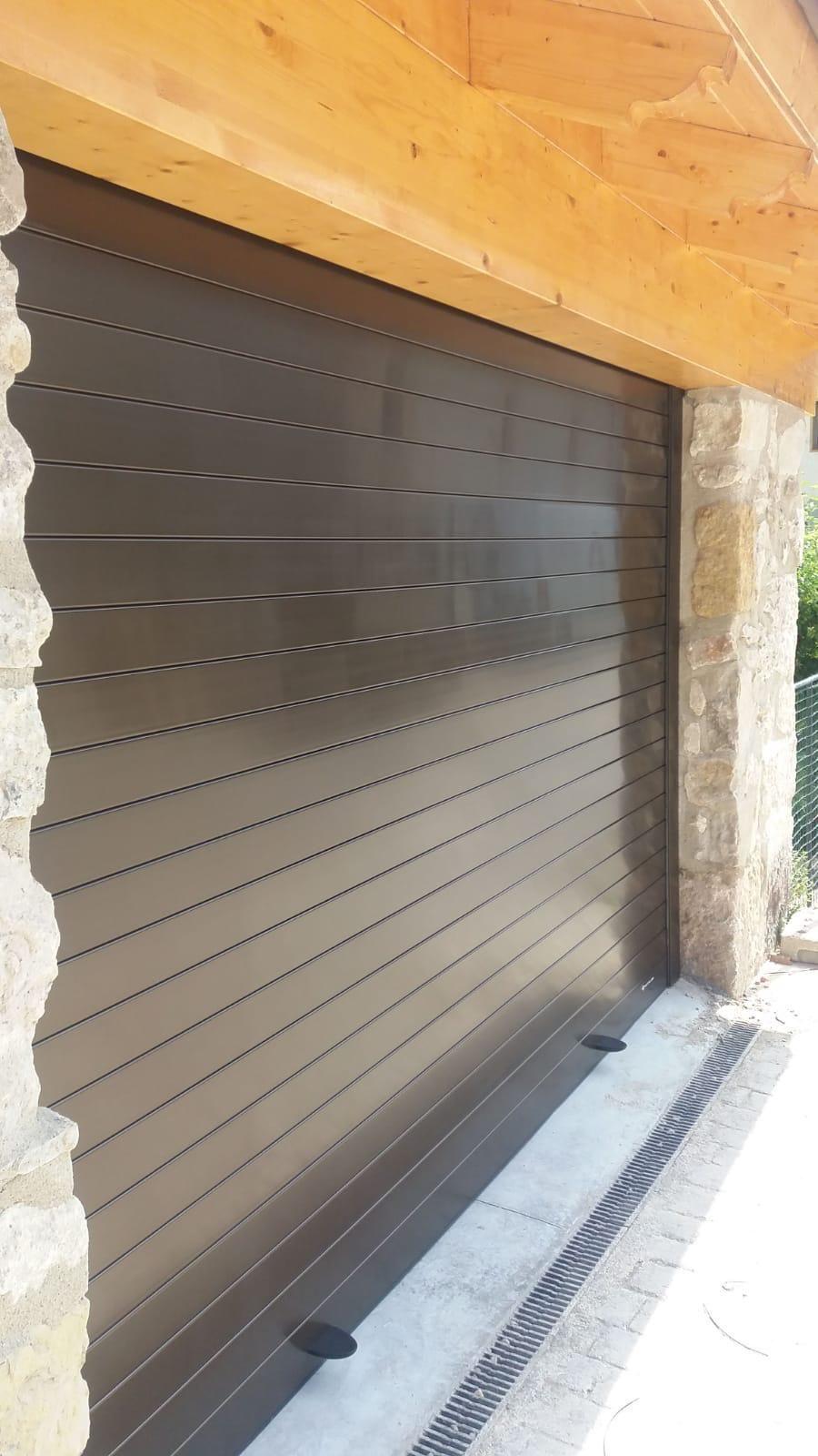 Instalación de persianas y cierres en Bilbao
