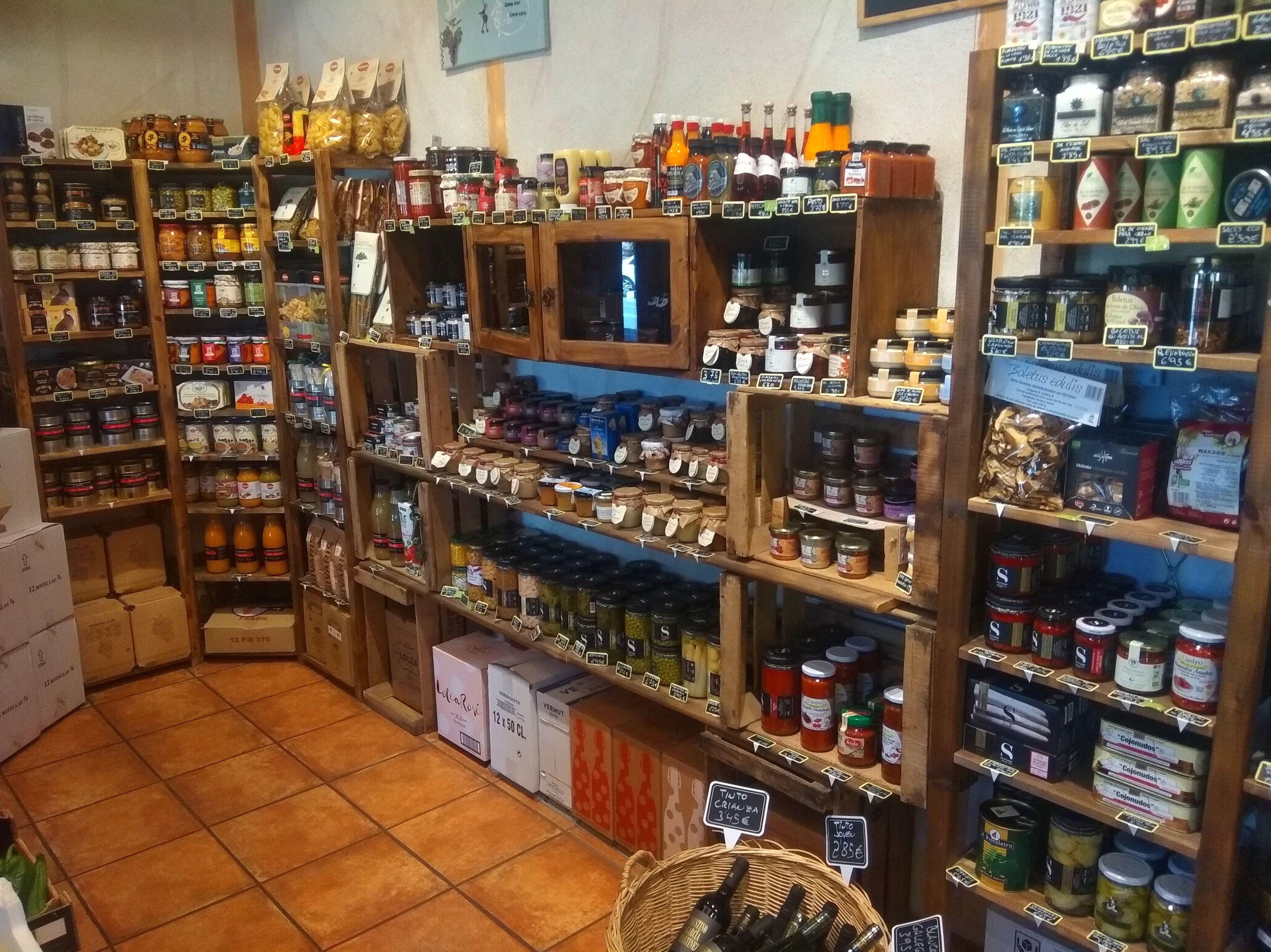 Foto 2 de Tienda de productos selectos en Madrid | SELECTUM Gastroplaceres