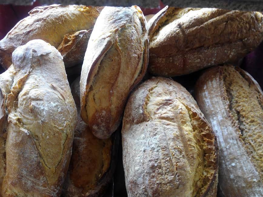 Prueba nuestro pan gallego