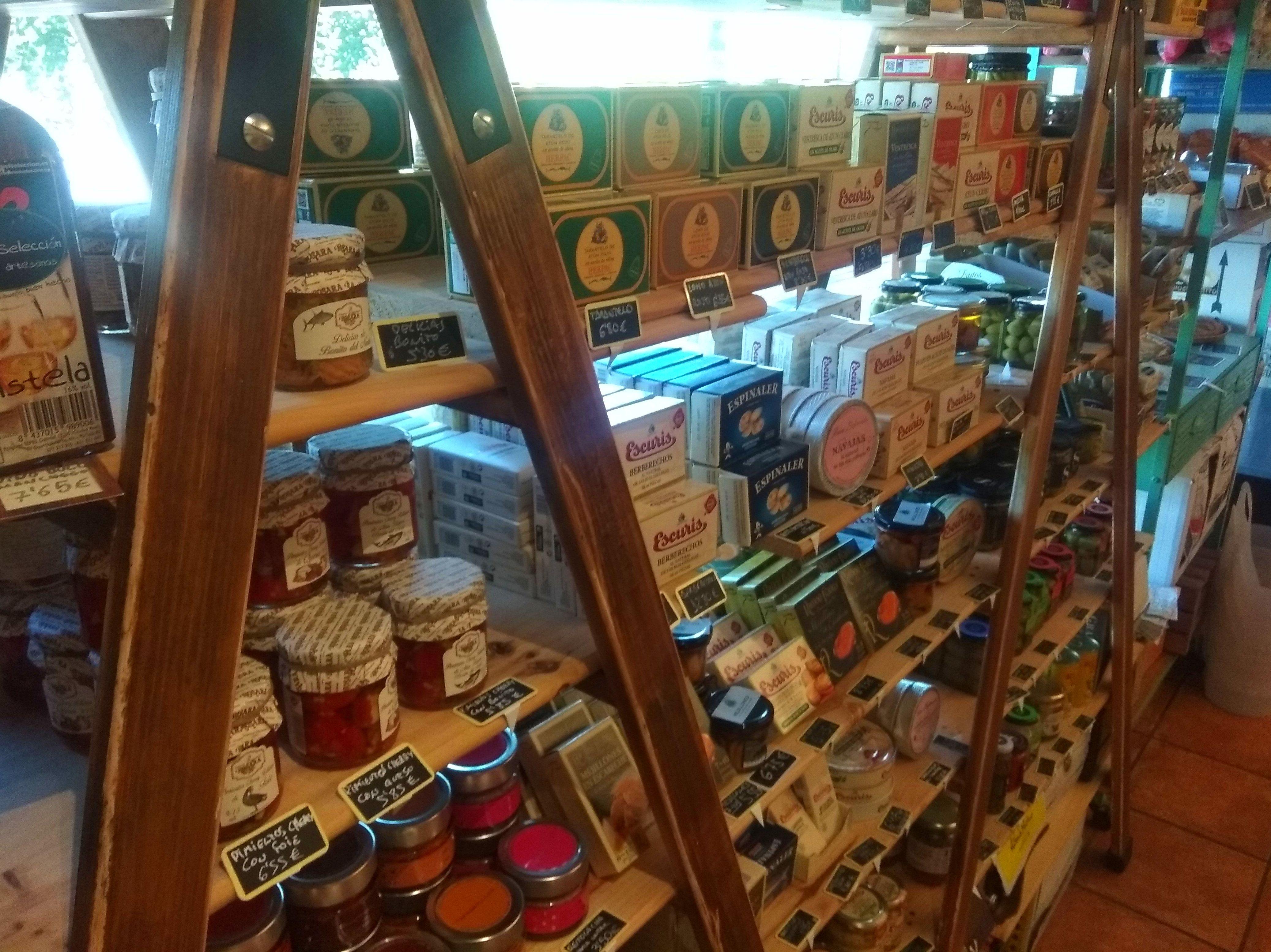 Foto 3 de Tienda de productos selectos en Madrid | SELECTUM Gastroplaceres