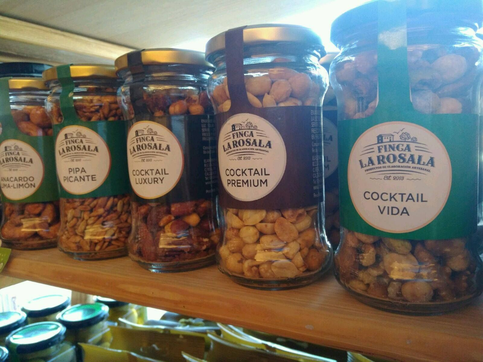 Productos gourmet en Vallecas